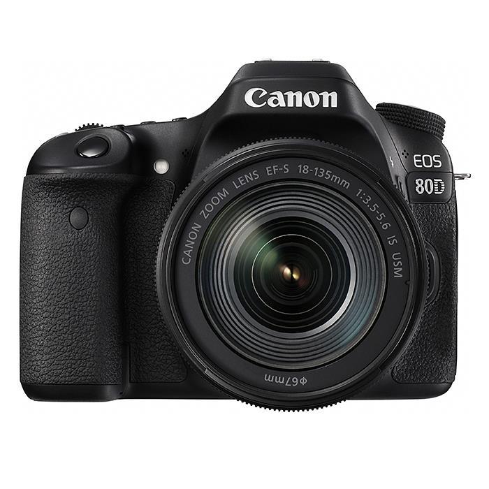《新品》 Canon(キヤノン) EOS 80D EF-S18-135 IS USM レンズキット [ デジタル一眼レフカメラ | デジタル一眼カメラ | デジタルカメラ ]