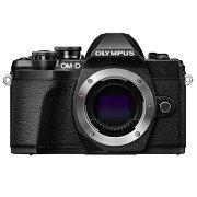 《新品》 OLYMPUS (オリンパス) OM-D E-M10 Mark III ボディ ブラック[ ミラーレス一眼カメラ | デジタル一眼カメラ | デジタルカメラ ]【KK9N0D18P】
