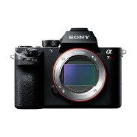 《新品》SONY(ソニー)α7RIIボディILCE-7RM2[ミラーレス一眼カメラ|デジタル一眼カメラ|デジタルカメラ]発売予定日:2015年8月7日