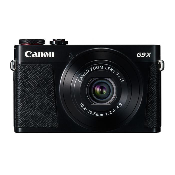 《新品》 Canon (キヤノン) PowerShot G9X ブラック [ コンパクトデジタルカメラ ]