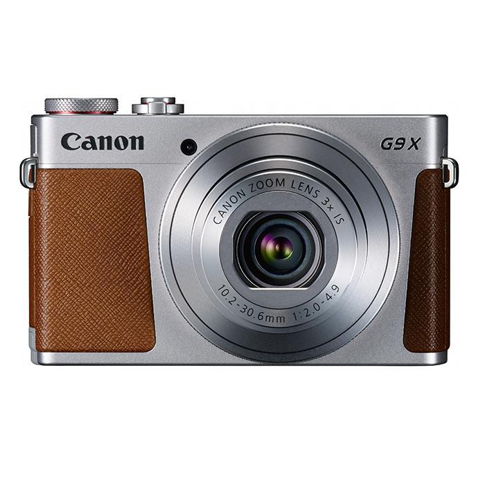 《新品》 Canon (キヤノン) PowerShot G9X シルバー[ コンパクトデジタルカメラ ]