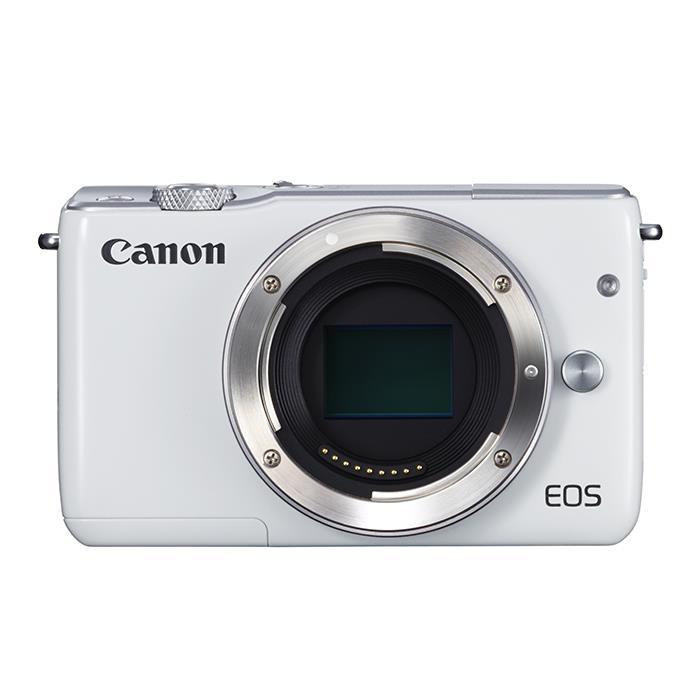 《新品》 Canon (キヤノン) EOS M10 ボディ ホワイト [ ミラーレス一眼カメラ | デジタル一眼カメラ | デジタルカメラ ]