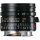 《新品》 Leica(ライカ) ズミクロン M28mm F2.0 ASPH. ブラック[11672][ Lens | 交
