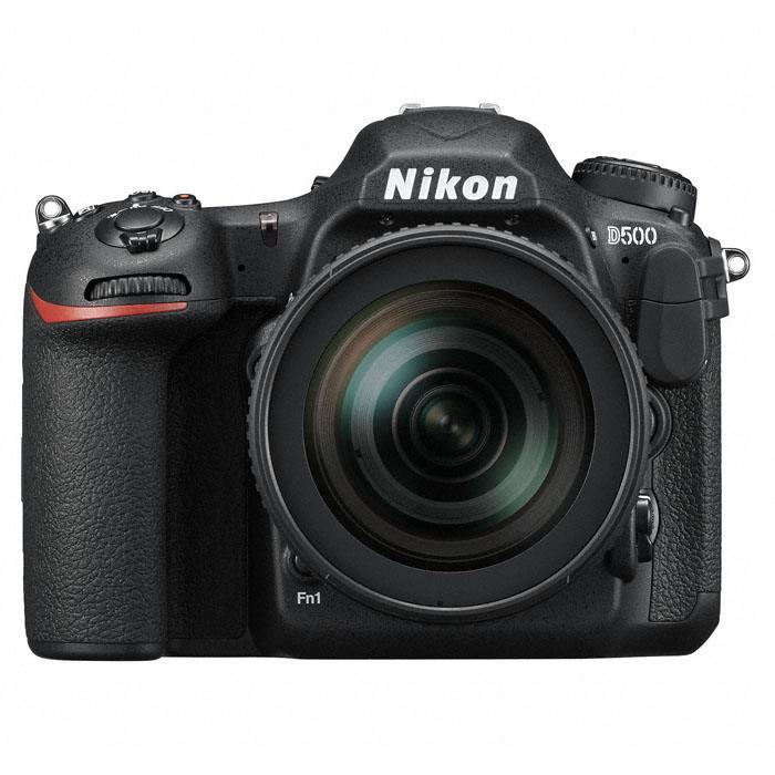 【あす楽】《新品》 Nikon(ニコン) D500 16-80 VR レンズキット[ デジタル一眼レフカメラ   デジタル一眼カメラ   デジタルカメラ ]