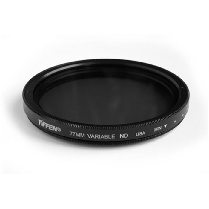 《新品アクセサリー》 Tiffen バリアブルNDフィルター 52mm 52VND【特価品/数量限定(在庫限り)】