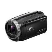 《新品》 SONY (ソニー) デジタルHDビデオカメラレコーダー HDR-CX675 ブラック[ ビデオカメラ ]〔納期未定・予約商品〕