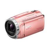 《新品》 SONY (ソニー) デジタルHDビデオカメラレコーダー HDR-CX675 ピンク[ ビデオカメラ ]