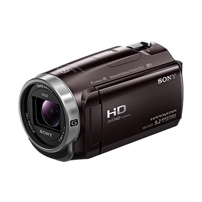 《新品》 SONY (ソニー) デジタルHDビデオカメラレコーダー HDR-CX675 ブラウン[ ビデオカメラ ]〔納期未定・予約商品〕