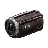 《新品》 SONY (ソニー) デジタルHDビデオカメラレコーダー HDR-CX675 ブラウン[ ビデオカメラ ]