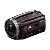 《新品》 SONY (ソニー) デジタルHDビデオカメラレコーダー HDR-PJ675 ブラウン[ ビデオカメラ ]