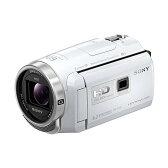 《新品》 SONY (ソニー) デジタルHDビデオカメラレコーダー HDR-PJ675 ホワイト[ ビデオカメラ ]【リニューアル記念特価】【限定2台】