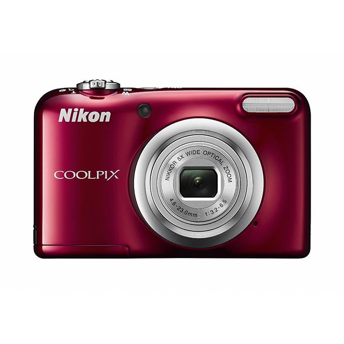 《新品》 Nikon (ニコン) COOLPIX A10 レッド[ コンパクトデジタルカメラ ]【KK9N0D18P】※お一人様1点限り