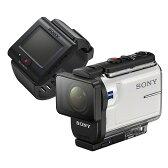 【あす楽】《新品》 SONY (ソニー) デジタルHDビデオカメラレコーダー アクションカム リモコンキットHDR-AS300R [ ビデオカメラ ]
