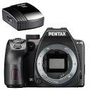 【あす楽】《新品》 PENTAX (ペンタックス) K-70 ブラック + GPSユニット O-GPS1 セット 〔マップカメラオリジナルセット〕 [ デジタル...