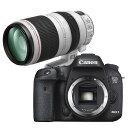【あす楽】《新品》Canon (キヤノン) EOS 7D Mark II + EF100-400mm F4.5-5.6L IS II USMセット〔マップカメラ...