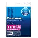《新品アクセサリー》 Panasonic(パナソニック) エネループ 単3形電池4本 USB出力付急速充電器充電器セット K-KJ57MCC40