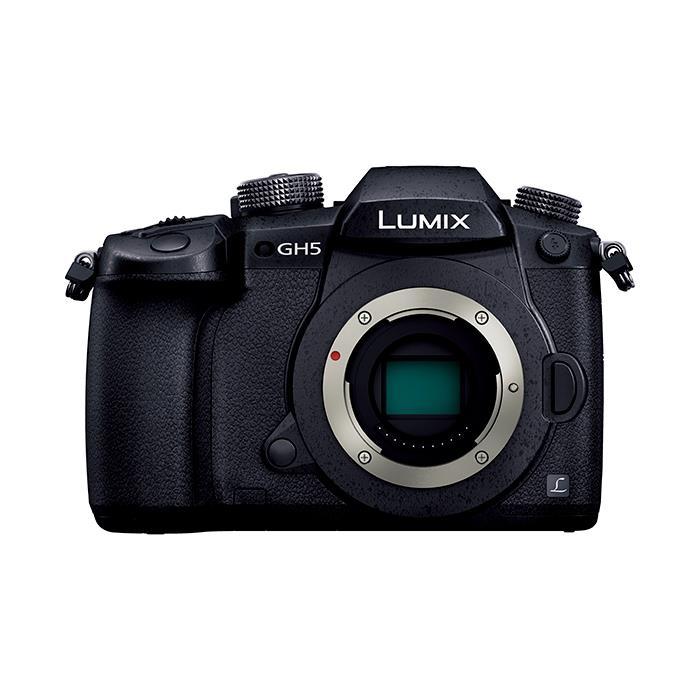 《新品》Panasonic (パナソニック)LUMIX DC-GH5 ボディ[ ミラーレス一眼カメラ | デジタル一眼カメラ | デジタルカメラ ]【KK9N0D18P】【下取交換なら¥13,000-引き】【アップグレードソフトウェアキー DMW-SFU1プレゼント】