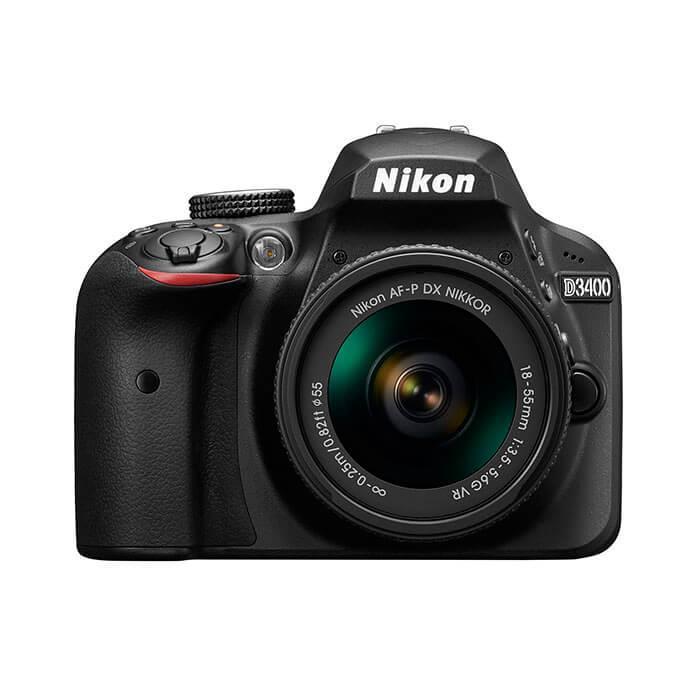 ニコン デジタル一眼レフカメラ D3400 AF-P 18-55 VR