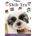 ショッピング卓上カレンダー 2020年版 THE DOG 卓上カレンダー シー・ズー
