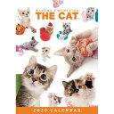 ショッピング卓上カレンダー 2020年版 THE CAT 卓上カレンダー オールスター
