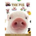 ショッピング卓上カレンダー 2020年版 THE PIG 卓上カレンダー