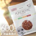 ピュアロイヤル(PURE ROYAL) ベジタブル プラス トマト入 600g (60gx10)