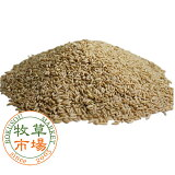 市场燕麦草1公斤 - 送货 - 超过3150日元390日元(无壳)[【送料3903500以上で】牧草市場 えん麦 1kg(殻なしエン麦)]