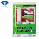 【送料無料】 ダイヤ ニアピンフラッグ429 1P GF-429 [ゴルフ用品 コンペフラッグ コンペ用品]