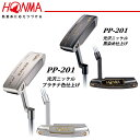 【送料無料】 本間ゴルフ BERES ベレス PP-201 パター 34インチ / HONMA ホンマゴルフ