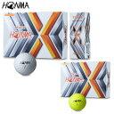 【1ダース送料無料】【2020年モデル】 ゴルフボール 本間ゴルフ ボール TW-X ゴルフ用品 HONMA ホンマ