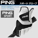 【メール便送料無料】 PING ピン ゴルフ スポーツグロー...