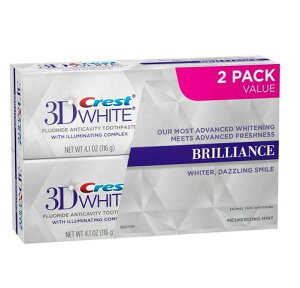 クレスト ホワイト ブリリアンスミント Brilliance ホワイトニング 歯磨き粉