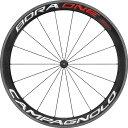 Campagnolo(カンパニョーロ) BORA ONE 50 ボーラワン50 チューブラー ホイールセット カンパ用 2015モデル【自転車】【05P30Nov14】