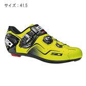 SIDI(シディ) KAOS イエロー サイズ41.5 ビンディングシューズ 【自転車】