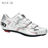 SIDI(シディ) LEVEL ホワイト/ホワイト サイズ41 ビンディングシューズ 【自転車】
