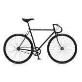FUJI(フジ) 2016年モデル FEATHER フェザー マットブラック 完成車 【ピストバイク シングルスピード】 【自転車】