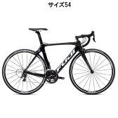 FUJI(フジ) 2016年モデル TRANSONIC トランソニック 2.7 カーボン/ホワイト サイズ54 完成車 【ロードバイク】【自転車】