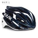 KASK(カスク) MOJITO ネイビーブルー/ホワイト サイズL ヘルメット 【自転車】