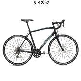 FUJI(フジ) 2016年モデル SPORTIF スポルティフ 2.1 ダーク ブラック/ブルー サイズ52 完成車 【ロードバイク】【自転車】