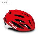 KASK (カスク)RAPIDO レッド サイズL ヘルメット 【自転車】