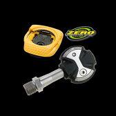 SPEEDPLAY (スピードプレイ) Zero ゼロ クロモリシャフト ウォーカブル クリート ブラック ビンディングペダル 【自転車】【ロードバイク】