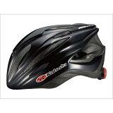 OGK(オージーケー)FIGO フィーゴ ヘルメット ブラック サイズM/L(57-60cm) 【自転車】