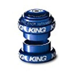Chris King(クリスキング)1-1/8 NTS GL BOLD NAVY (NothreadSet白ロゴ)ヘッドパーツ 【自転車】【RCP】【05P30Nov14】