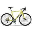 BMC (ビーエムシー) 2016モデル granfondo グランフォンド GF02 Disc イエロー TIAGRA 4700 完成車 【ロードバイク】【自転車】