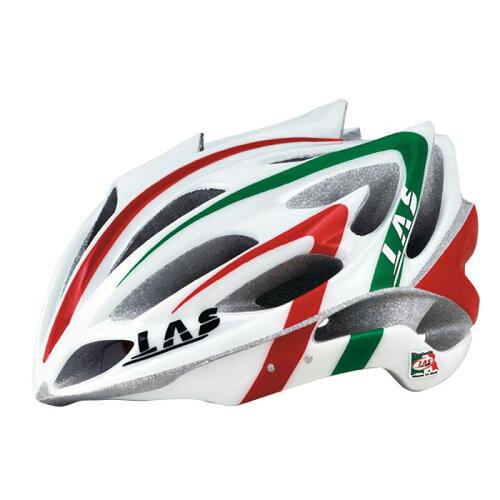 LAS(ラス)VICTORYヴィクトリーヘルメット2014モデルイタリアンホワイトサイズS【自転車】【RCP】【05P01Nov14】【05P30Nov14】