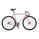 FUJI(フジ) 2016年モデル FEATHER フェザー ピンク 完成車 【ピストバイク シングルスピード】 【自転車】