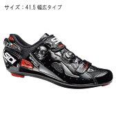 SIDI(シディ)ERGO 4 MG LCD ブラック/ブラック サイズ41.5 ビンディングシューズ 【自転車】