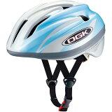 OGK (オージーケー) J-CULES-2(J-クレス-2) パールホワイトブルー 54-56cm ジュニアヘルメット 【自転車】