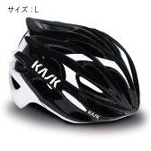 KASK(カスク) MOJITO ブラック/ホワイト サイズL ヘルメット 【自転車】