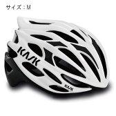 KASK(カスク) MOJITO ホワイト/ブラック サイズM ヘルメット 【自転車】